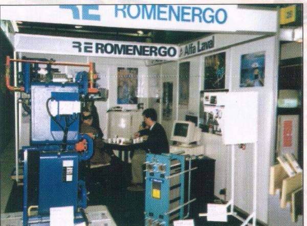 Romenergo acquisition